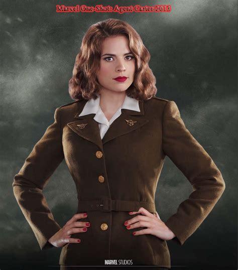 Marvel One Shot: Agent Carter 2013   Identi