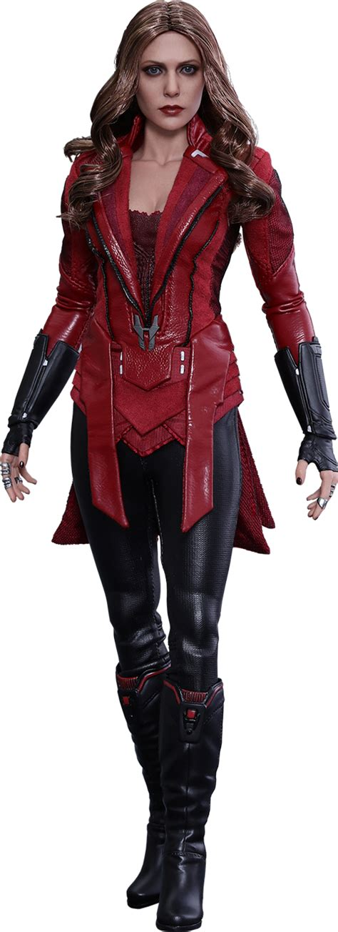 Marvel Scarlet Witch New Avengers Version Sixth Scale ...