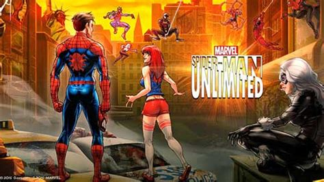 MARVEL Spider-Man Unlimited 4.3.1c Apk + Data Android