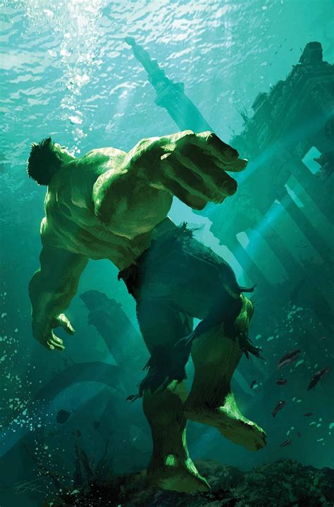 Marvel:   The Hulk   Película