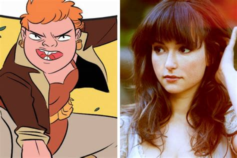 Marvel TV show New Warriors casting: Milana Vayntrub as ...
