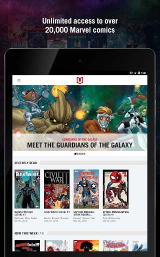 Marvel Unlimited apk download from MoboPlay