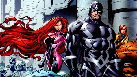 Marvel's INHUMANS TV Series Offers First Look and New ...