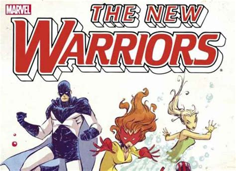 'Marvel's New Warriors' TV Series Coming To Freeform Next ...