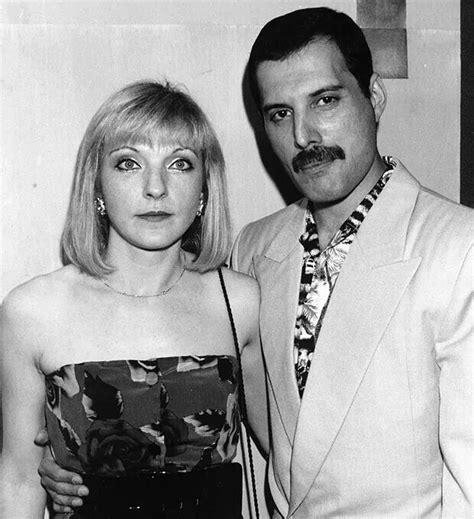 Mary Austin & Freddie Mercury | Freddy Mercury | Pinterest ...