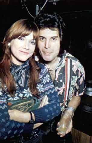Mary Austin is Freddie Mercury s Ex Girlfriend  photos ...