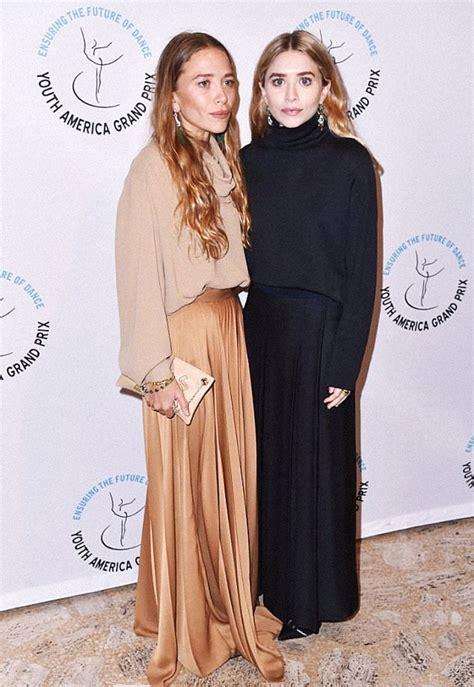 Mary-Kate and Ashley Olsen, 2018. | MARY-KATE ASHLEY OLSEN ...