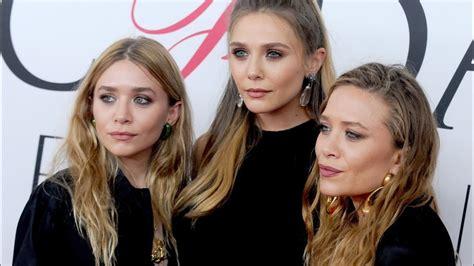 Mary Kate, Ashley & Elizabeth Olsen arrive to the 2016 ...