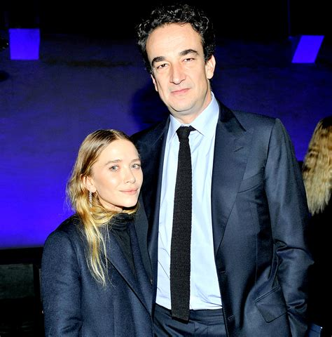 Mary Kate Olsen Opens Up About Married Life With Olivier ...
