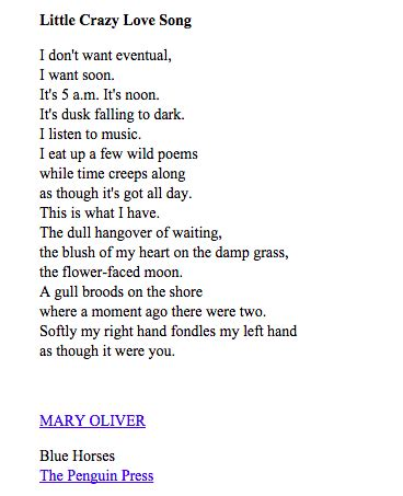 Mary Oliver |HQ Pictures| ... just look it...