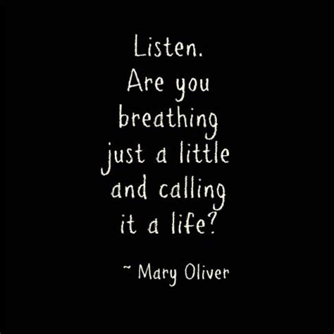Mary Oliver Love Quotes 17 | QuotesBae