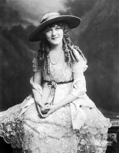 Mary Pickford, Lillian Gish, Silent Films and Frilly ...