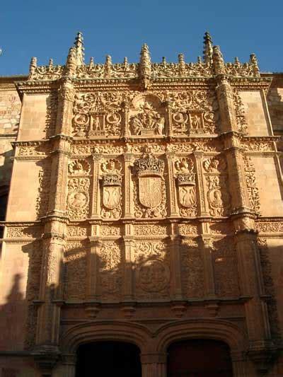 Más clases de arte: Fachada retablo de la Universidad de ...