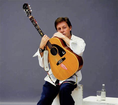 Más datos del nuevo disco de Paul McCartney