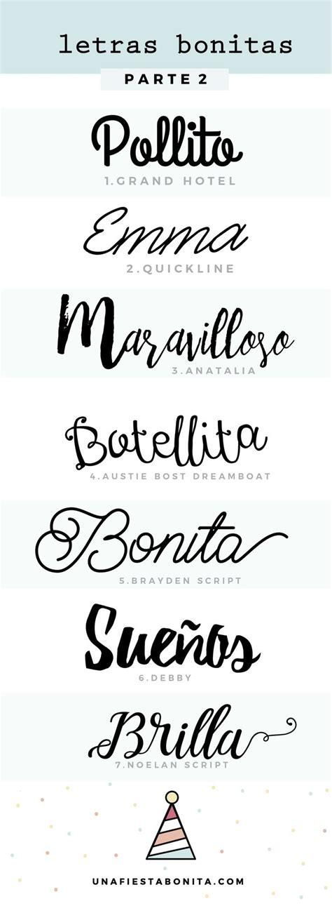 Más de 20 ideas increíbles sobre Tipos De Letras en ...
