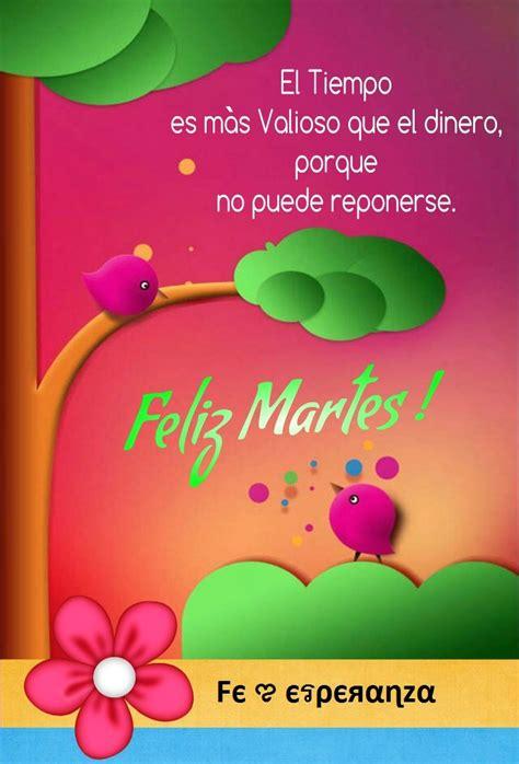 Más de 25 ideas fantásticas sobre Buenos Dias Martes ...