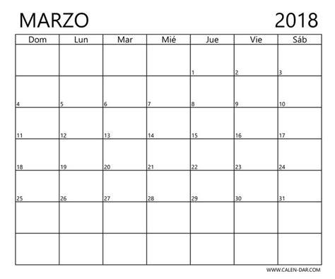 Más de 25 ideas increíbles sobre Calendario en blanco en ...