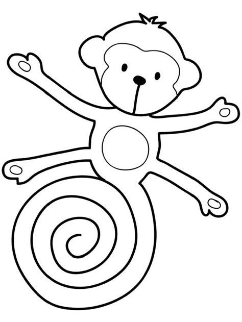 Más de 25 ideas increíbles sobre Dibujo de mono en ...