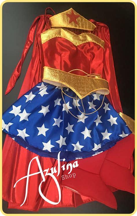Más de 25 ideas increíbles sobre Disfraz mujer maravilla ...