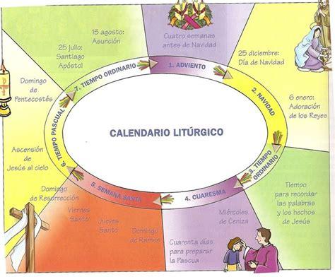 Más de 25 ideas increíbles sobre El calendario liturgico ...
