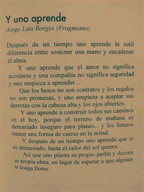 Más de 25 ideas increíbles sobre Jose luis borges poemas ...