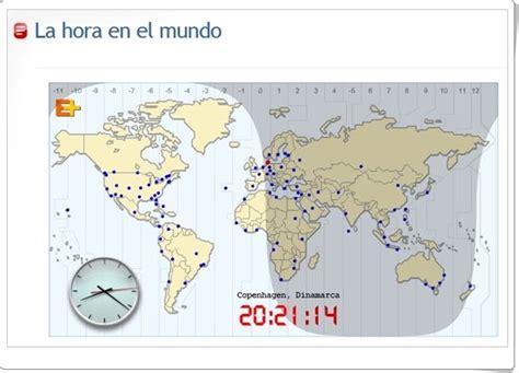 Más de 25 ideas increíbles sobre Mapa de husos horarios en ...