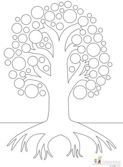 Más de 25 ideas increíbles sobre Plantillas de árbol ...