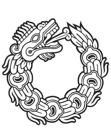 Más de 25 ideas increíbles sobre Serpiente emplumada maya ...