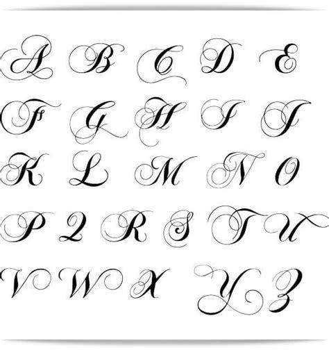 Más de 25 ideas increíbles sobre Tatuajes letras cursivas ...