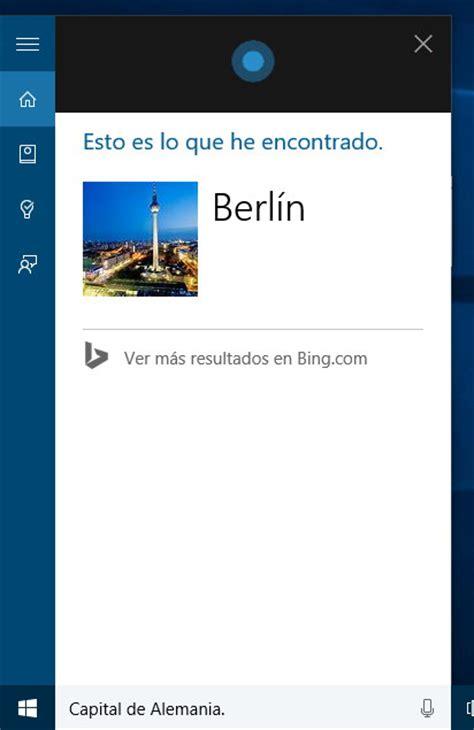 Más de 30 comandos de voz para usar con Cortana para ...