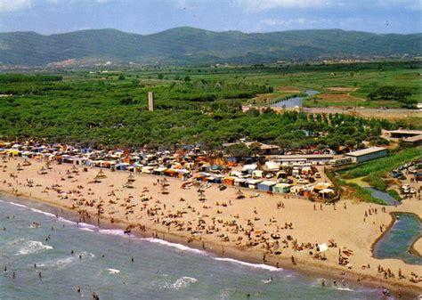 Más imágenes históricas de Gavà Mar: El camping Tres ...