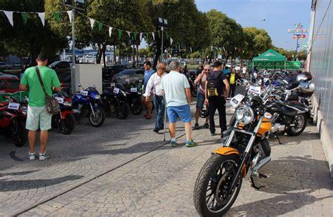 Más motos y más ventas en la VIII Feria Moto Ocasión de El ...