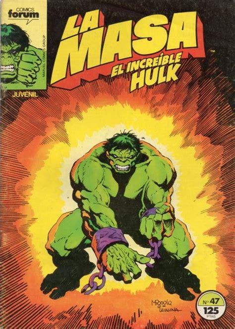 Masa (la) (El increíble Hulk - Forum) -47- (sans titre)