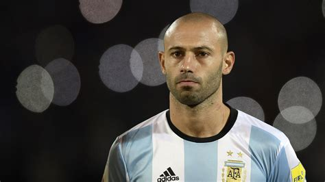 Mascherano to quit Argentina after World Cup — Nigeria Today