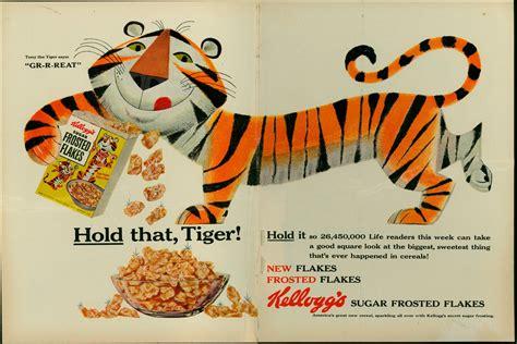 Mascot Design Evolution: Tony the Tiger > 360 | Article ...