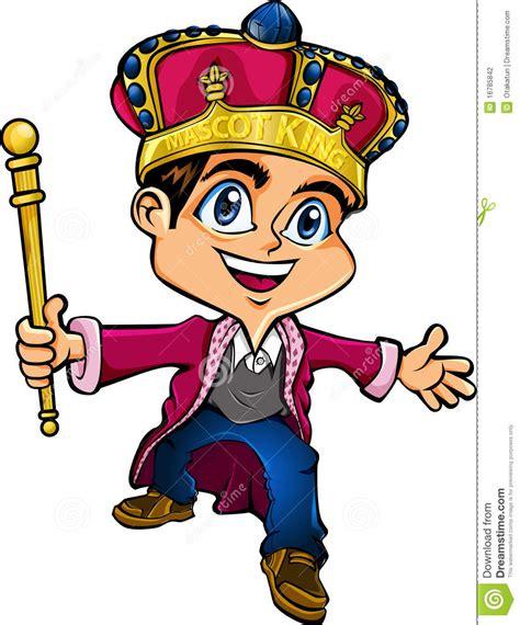 Mascot King stock illustration. Illustration of royal ...