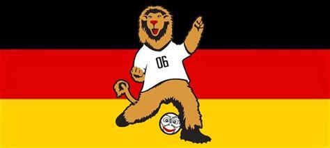 Mascota del mundial Alemania 2006:
