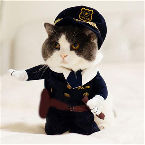 Mascotas gato ropa Gatos desgaste Abrigos svitshot ...