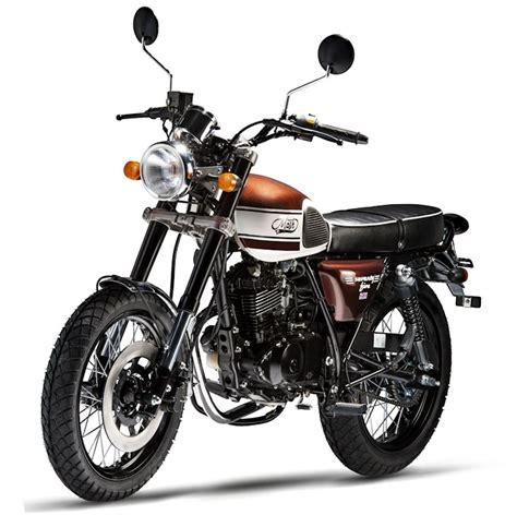 Mash 125 Seventy Five 2016   Fiche moto   MOTOPLANETE