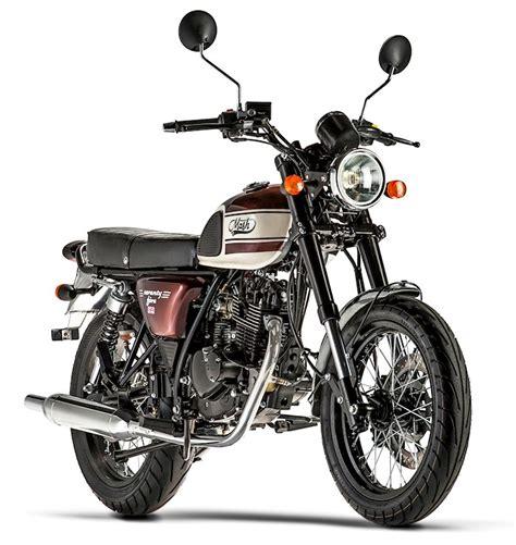 Mash 125 Seventy Five 2017   Fiche moto   MOTOPLANETE