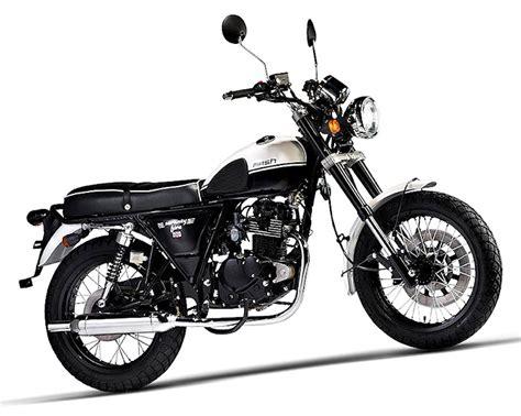 Mash 125 Seventy Five Vintage 2016   Fiche moto   MOTOPLANETE