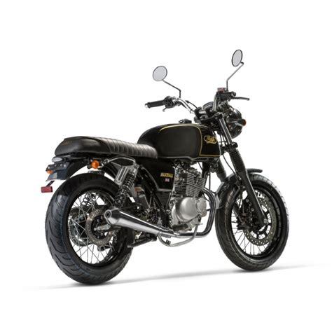 MASH BLACK SEVEN 125cc injection - Mash Motors