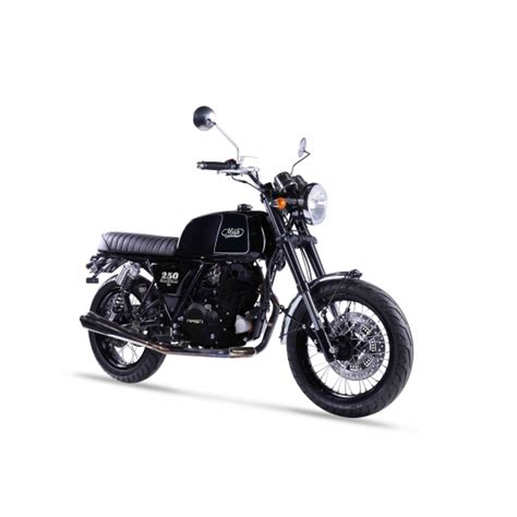 MASH BLACK SEVEN 250 cc   Mash Motors