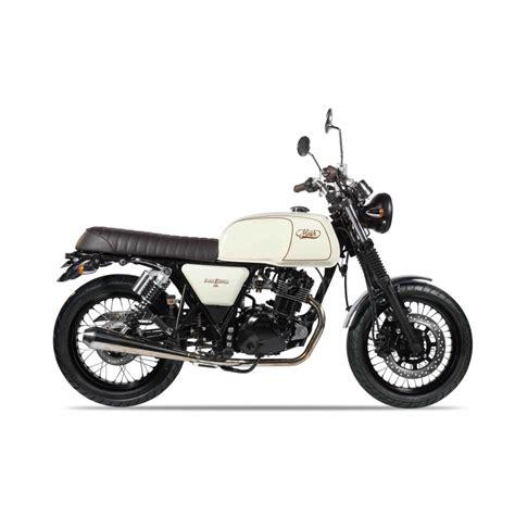 MASH BROWN EDITION 125cc injection - Mash Motors