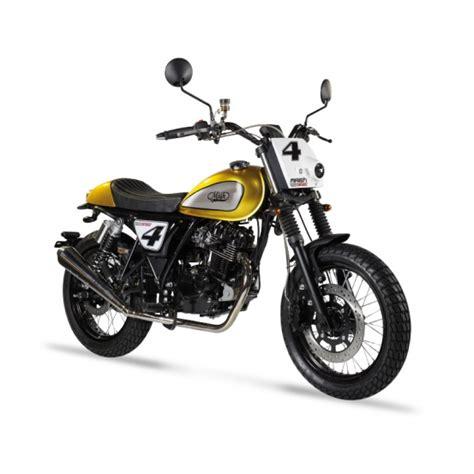 MASH DIRT TRACK 125cc injection   Mash Motors