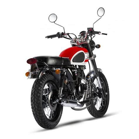 Mash Motorcycles 125 - Toute la gamme