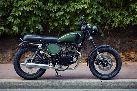 Mash seventy five   Moto neo retro 125cc | Racer, Cafe ...