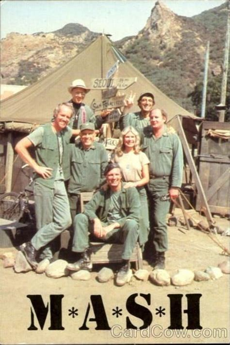 Mash TV Series - 1972-83 | iTv Shows | Pinterest
