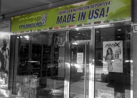 MASmusculo Murcia, tu tienda de suplementos deportivos