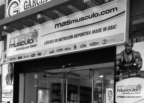 MASmusculo Tenerife. Suplementos deportivos en las Islas ...
